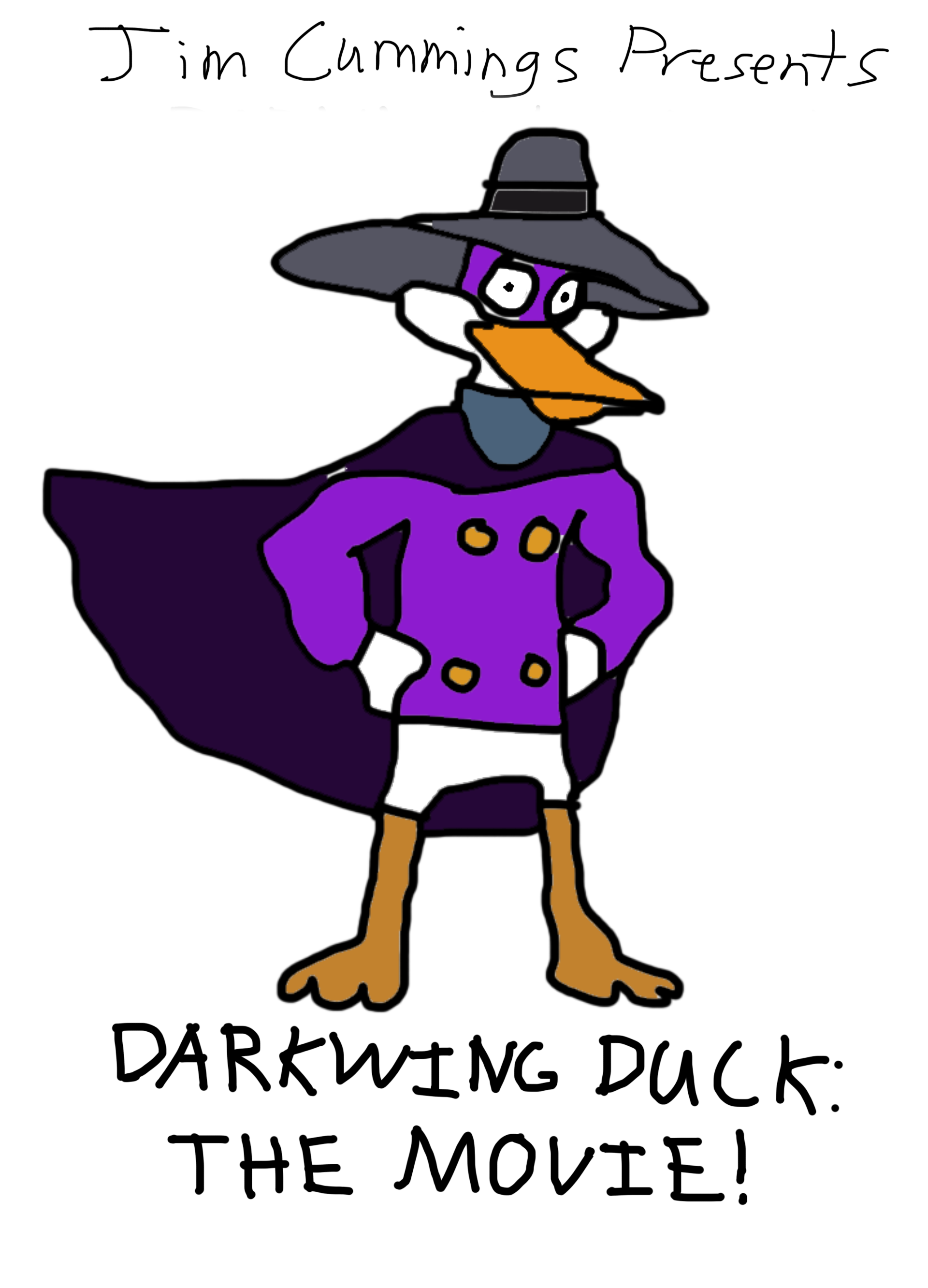 darkwing duck the movie � kickstarter
